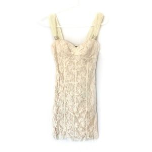 🎉Host Pick 🎉Rose Lace Prom Dress